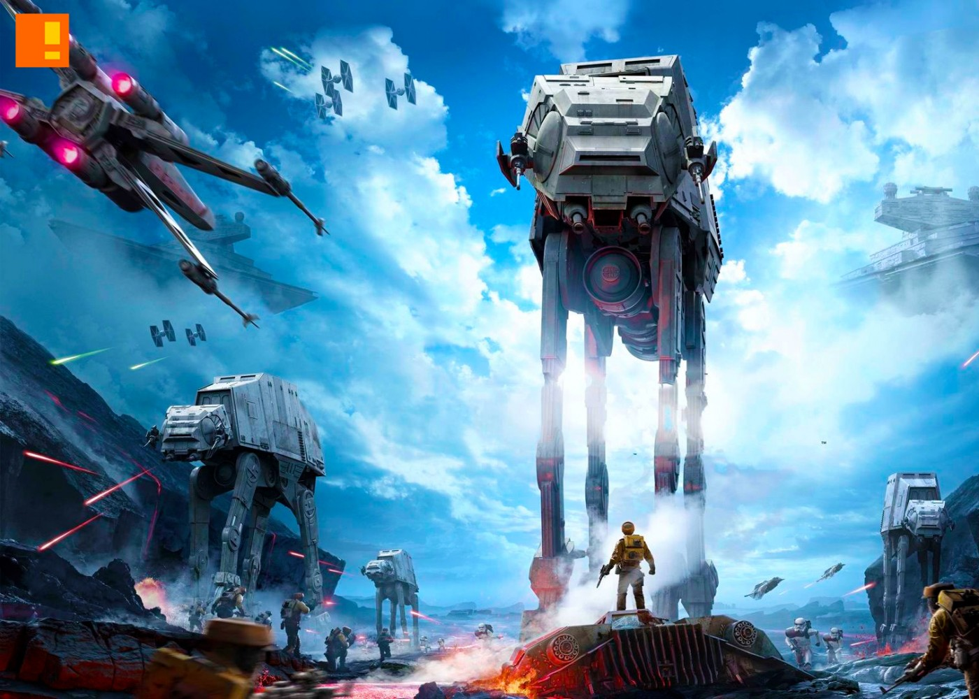 star wars, battlefront, star wars battlefront, the action pixel, entertainment on tap, sequel, ea games, dice, dice games, electronic arts, visceral games,