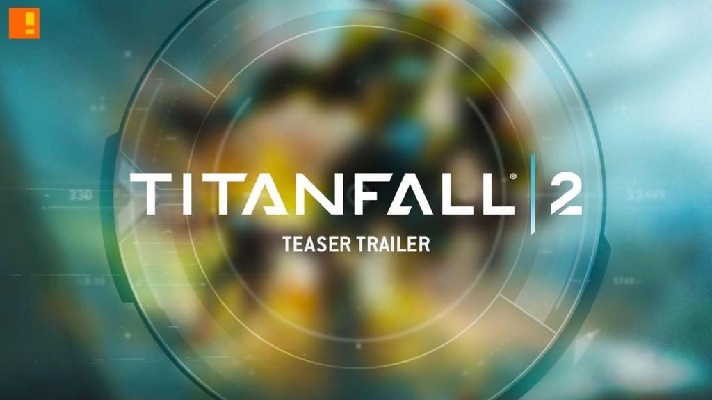titanfall 2, teaser trailer, titanfall 2, respawn entertainment, teaser trailer, trailer