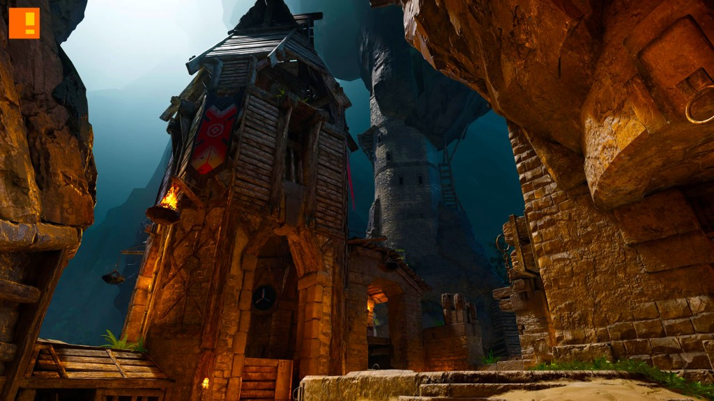 underland,unreal tournament, epic games, the action pixel, @theactionpixel, entertainment on tap, trailer,