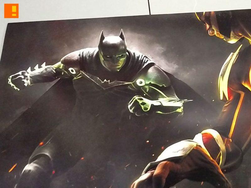 INJUSTICE 2 , batman, the flash, sequel, injustice, dc comics, netherrealms studio, entertainment on tap, the action pixel