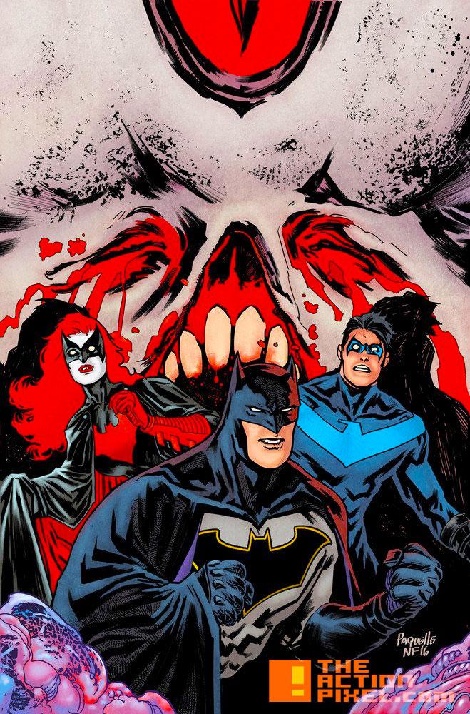 Part One, BATMAN, batman #7, cover art, the action pixel, rebirth, entertainment on tap, @theactionpixel