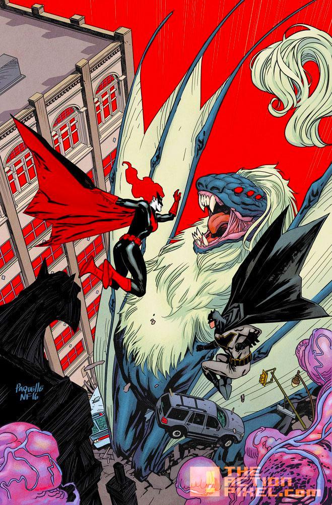 Part Three, DETECTIVE COMICS, detective comics #941, batman, batwoman, entertainment on tap, the action pixel,