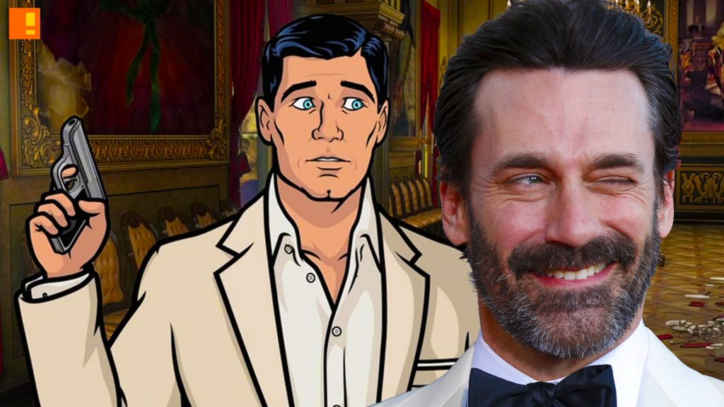 archer, jon hamm, fx, the action pixel,entertainment on tap