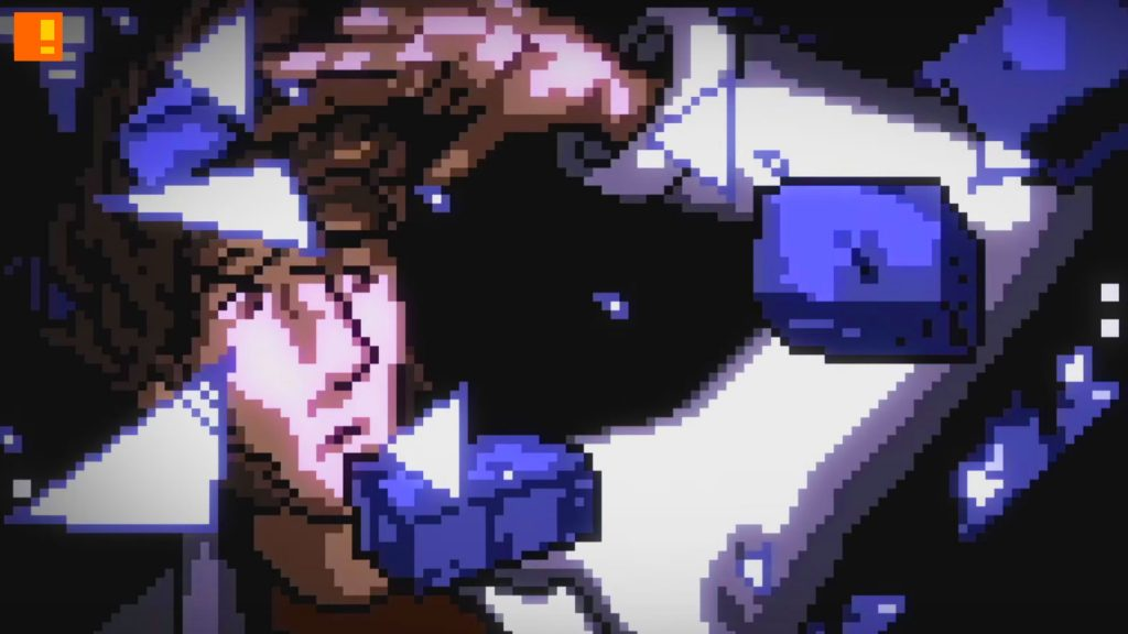axiom verge, wii u, nintendo, trailer, 16-bit, retro gaming, the action pixel, @theactionpixel