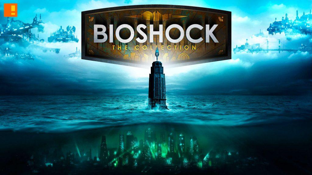 bioshock, bioshock collection, 2k games, leak, website, screenshot, the action pixel, @theactionpixel, entertainment on tap,