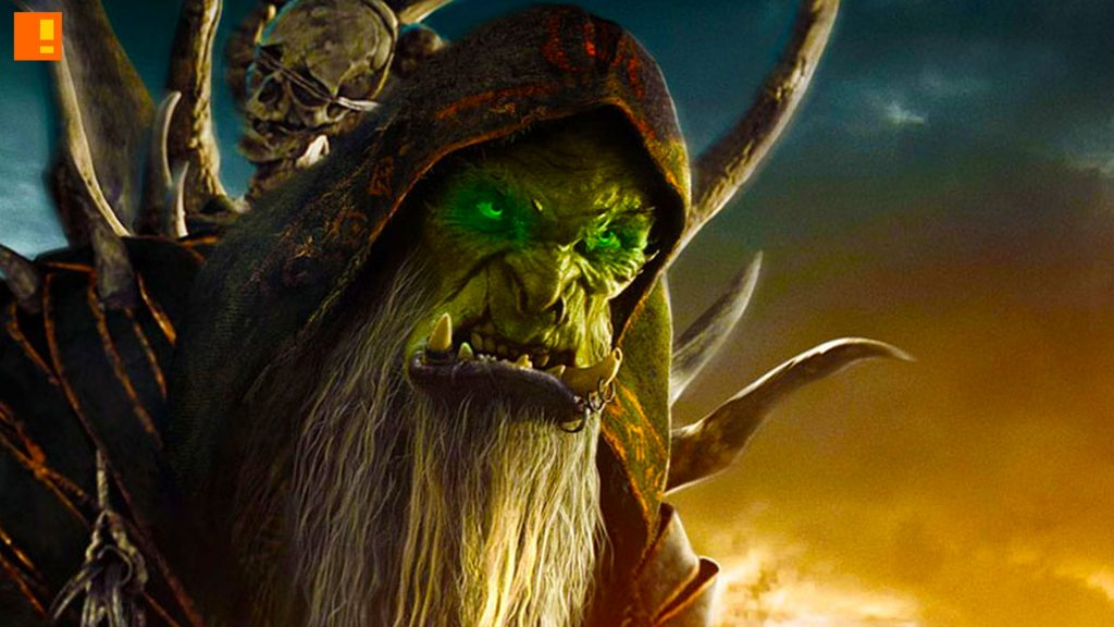 gul'dan, tap reviews, warcraft, blackhand, THE ACTION PIXEL,entertainment on tap, world of warcraft, blizzard entertainment, legendary,wrynn,duncan jones