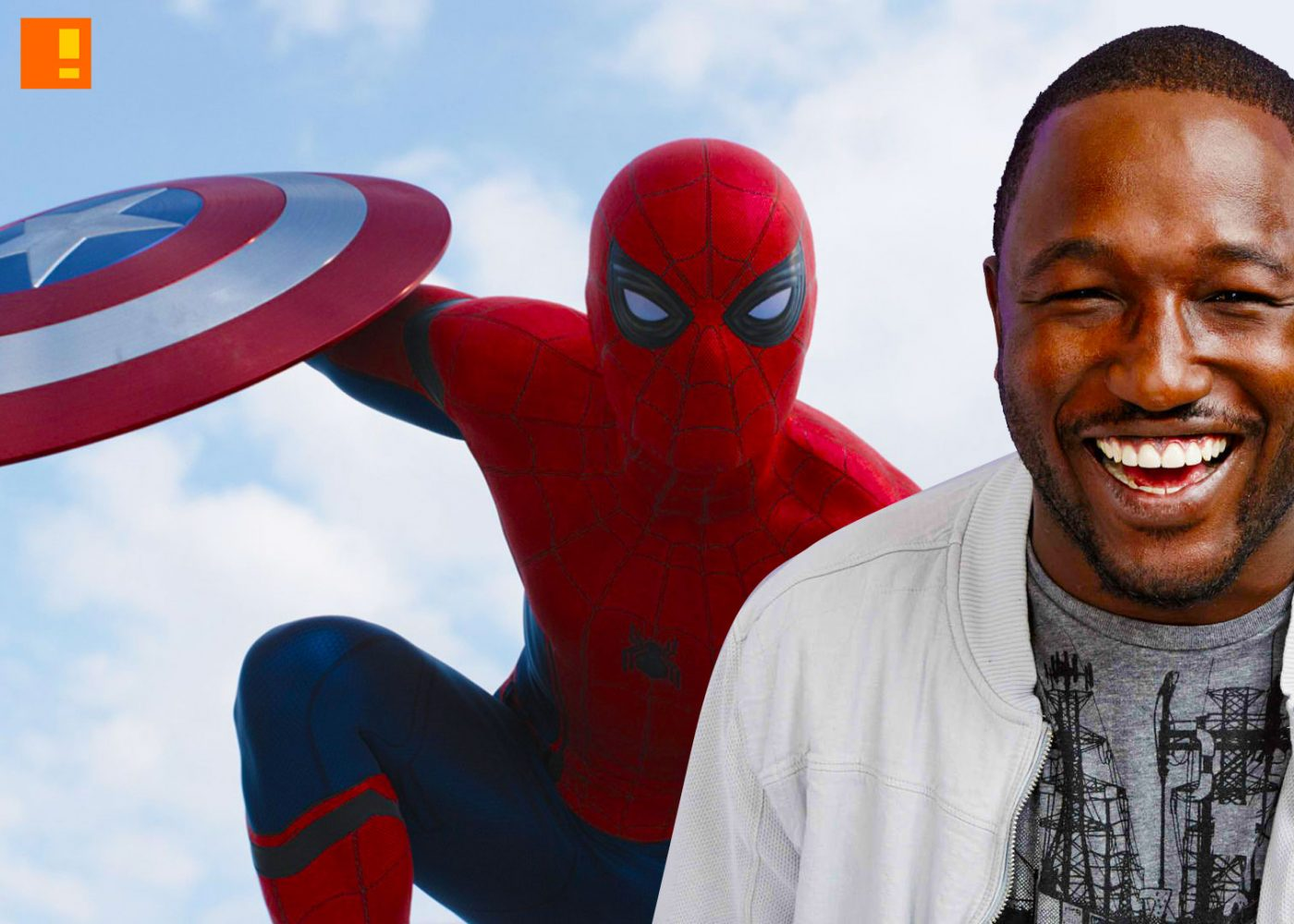hannibal Buress, Spider-man, the action pixel, homecoming, entertainment on tap