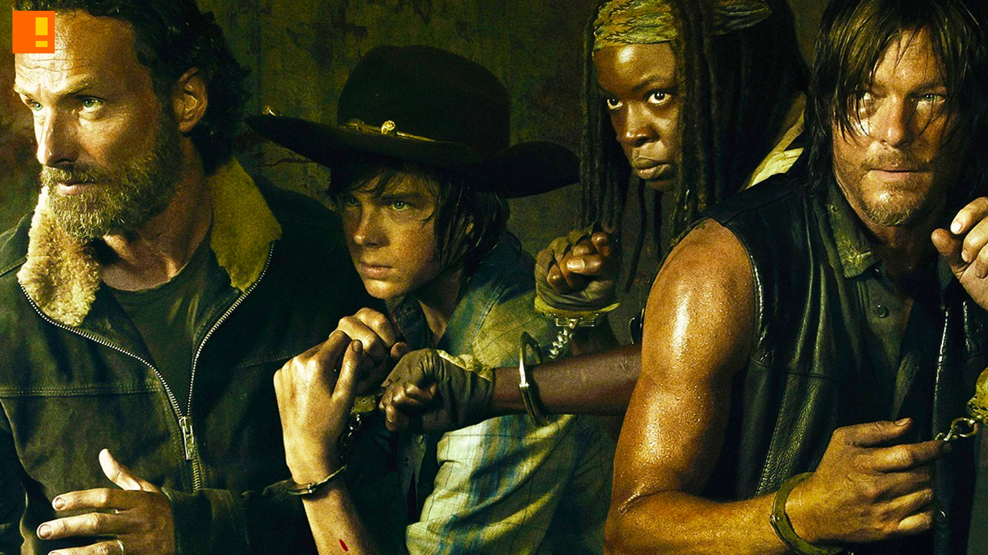 The Walking Dead Image Comics Skybound Amc Twd Rick Grimes