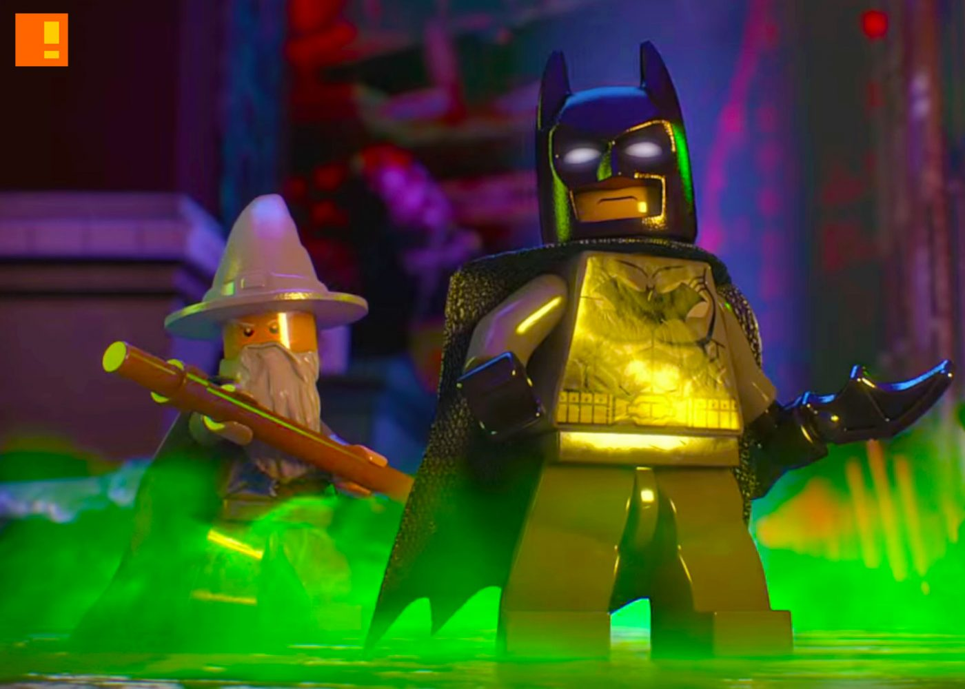lego dimensions, wizard of oz, batman, dc comics, ghostbusters, slimer, lord of the rings, precious, sonic the hedgehog, gremlins, et, superman, wb games, lego, the action pixel, entertainment on tap