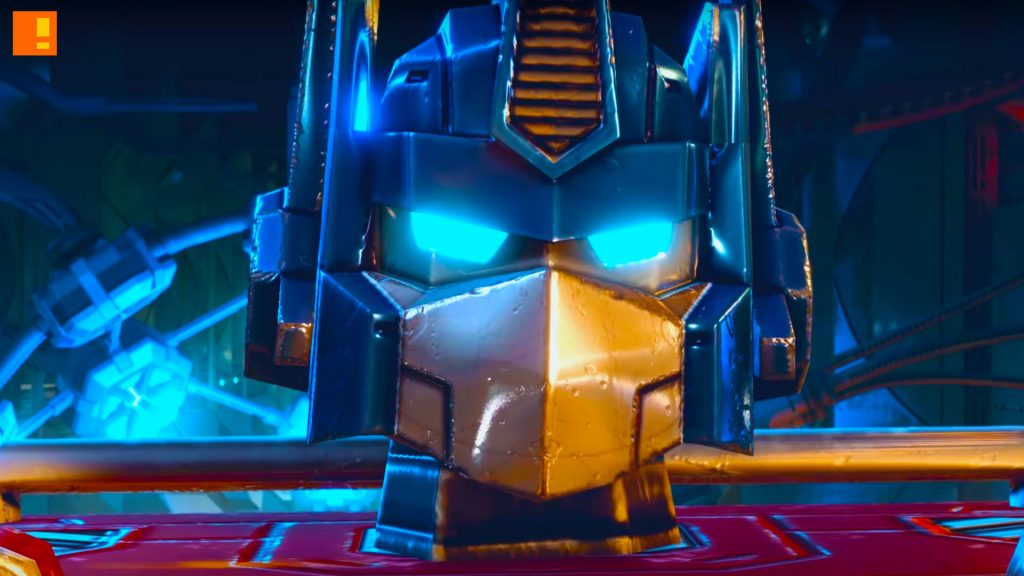 optimus prime, earth wars, transformers, transformers: earth wars, autobots, megatron, decepticons, robots in disguise, trailer, official trailer, hasbro, the action pixel, entertainment on tap