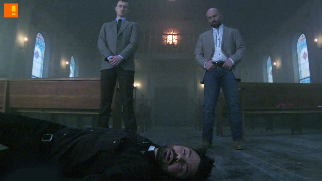 preacher, promo, s1e2, trailer, amc, entertainment on tap, vertigo comics, the action pixel,
