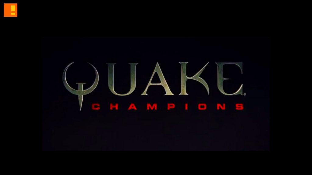 quake, quake champions, champions, id software ,  Tim Willits, pc, the action pixel, @theactionpixel