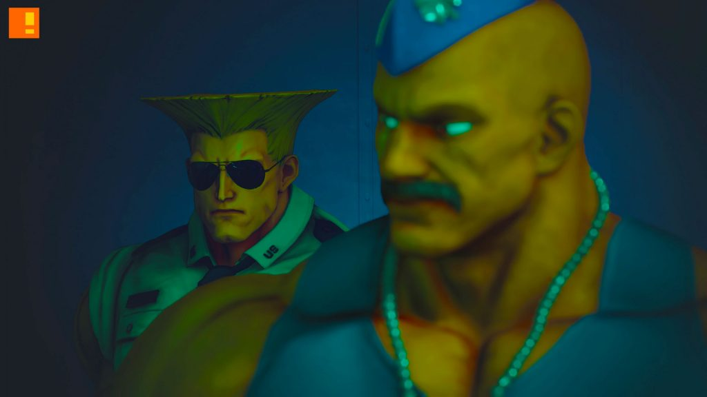 sfv, a shadow falls, street fighter v, street fighter 5, capcom, ken, ryu, the action pixel, entertainment on tap, m. bison, story, expansion,dlc,street fighter,guile, cammy,