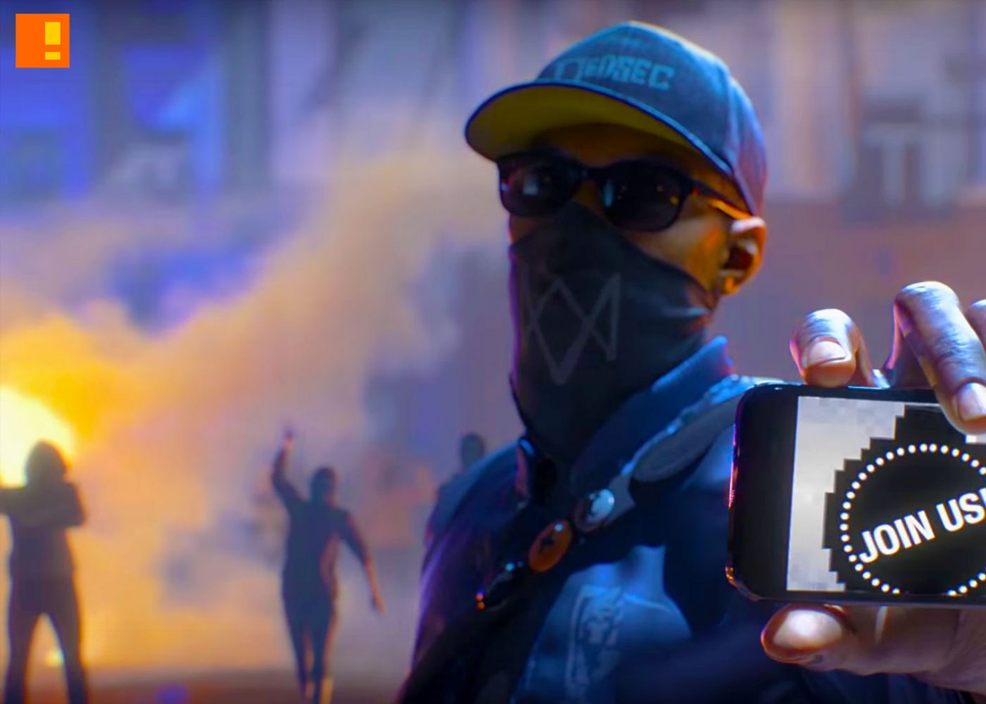 watch dogs 2, trailer, ubisoft, the action pixel, entertainment on tap, the action pixel