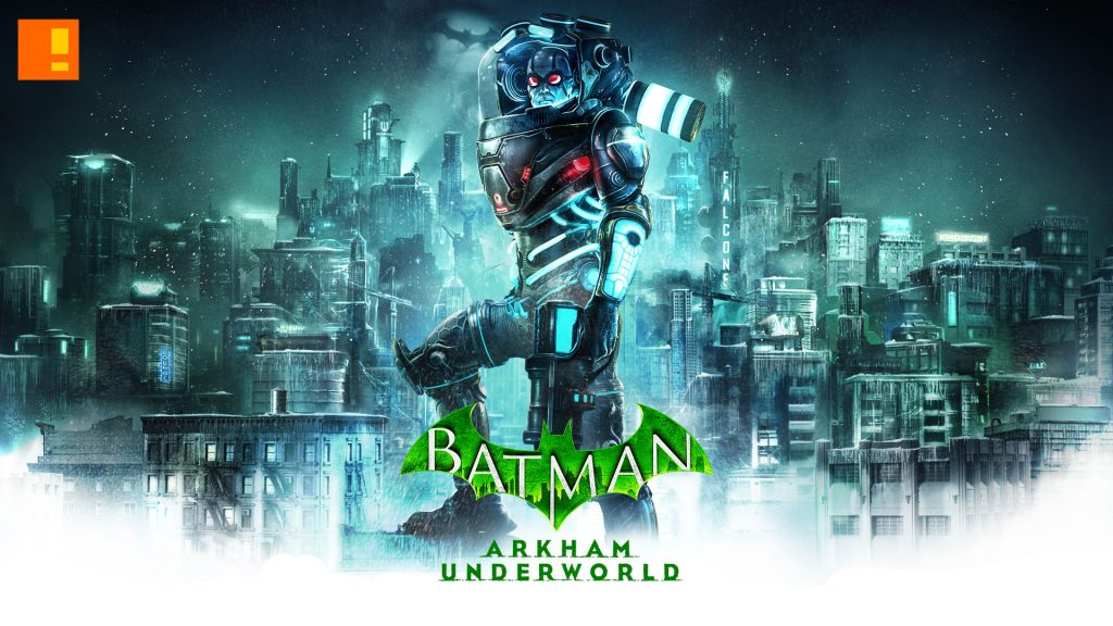 batman arkham, batman arkham underworld,scarecrow, harley quinn, killer croc, the riddler, mr. freeze, scarecrow, dc comics, rocksteady studios, entertainment on tap, the action pixel, @theactionpixel