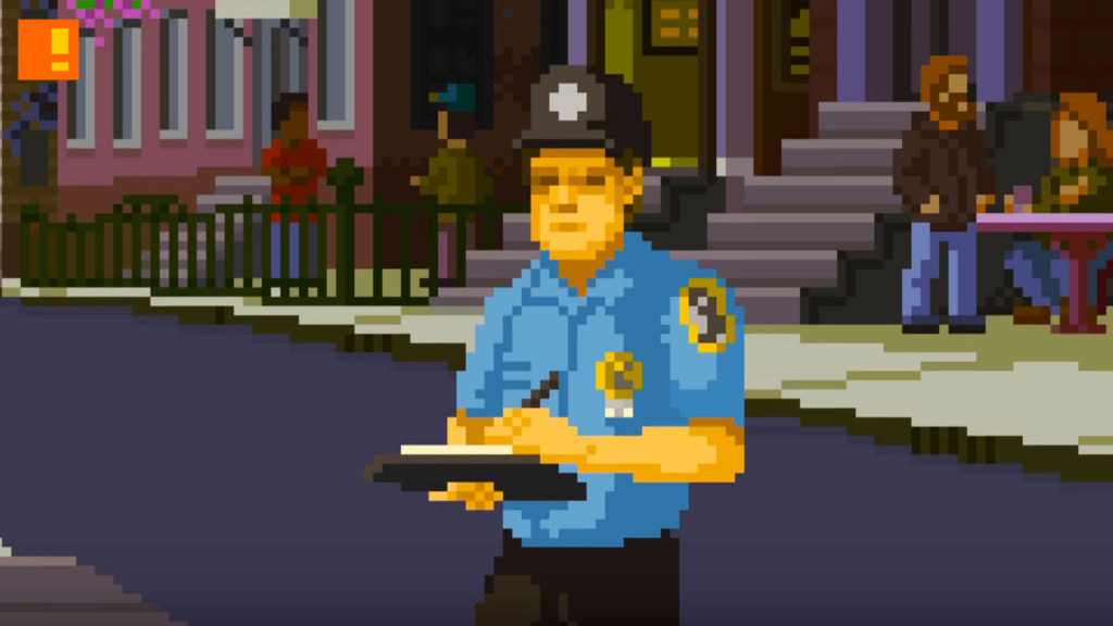 beat cop, 11 bit studios, pixel crow, the action pixel, entertainment on tap, @theactionpixel