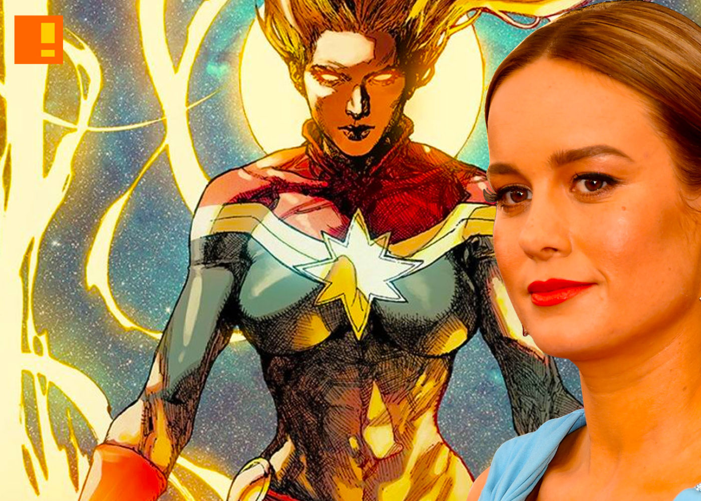 brie larson, captain marvel, marvel, the action pixel, entertainment on tap, comic con, san diego comic-con, sdcc