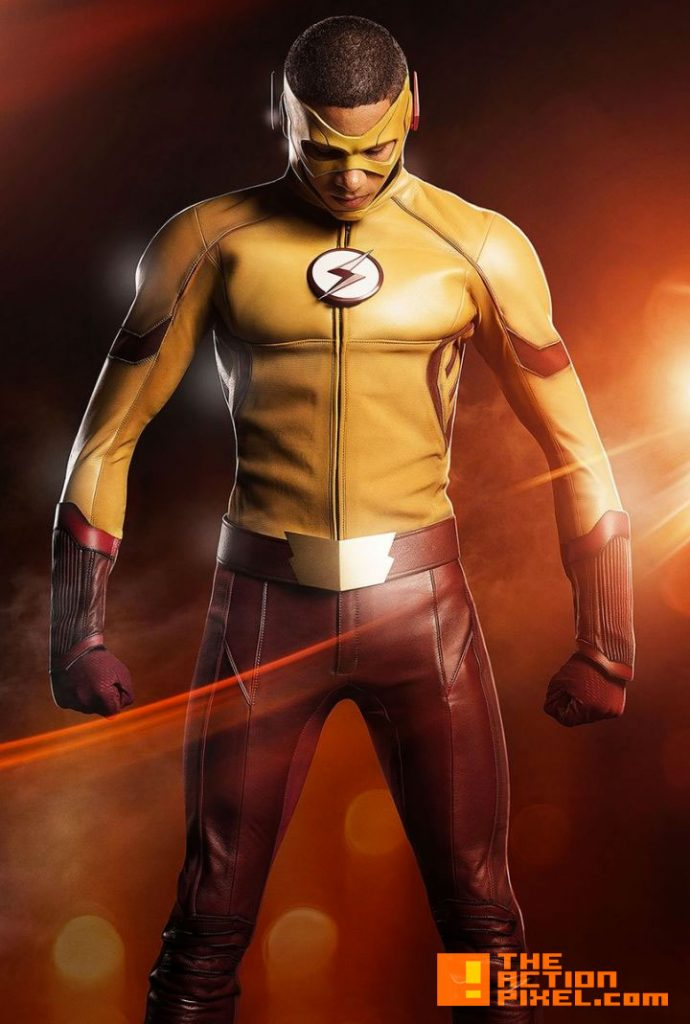 kid flash, season 3, Keiynan lonsdale ,dc comics, the cw, the cw network , the action pixel, entertainment on tap, dc comics,