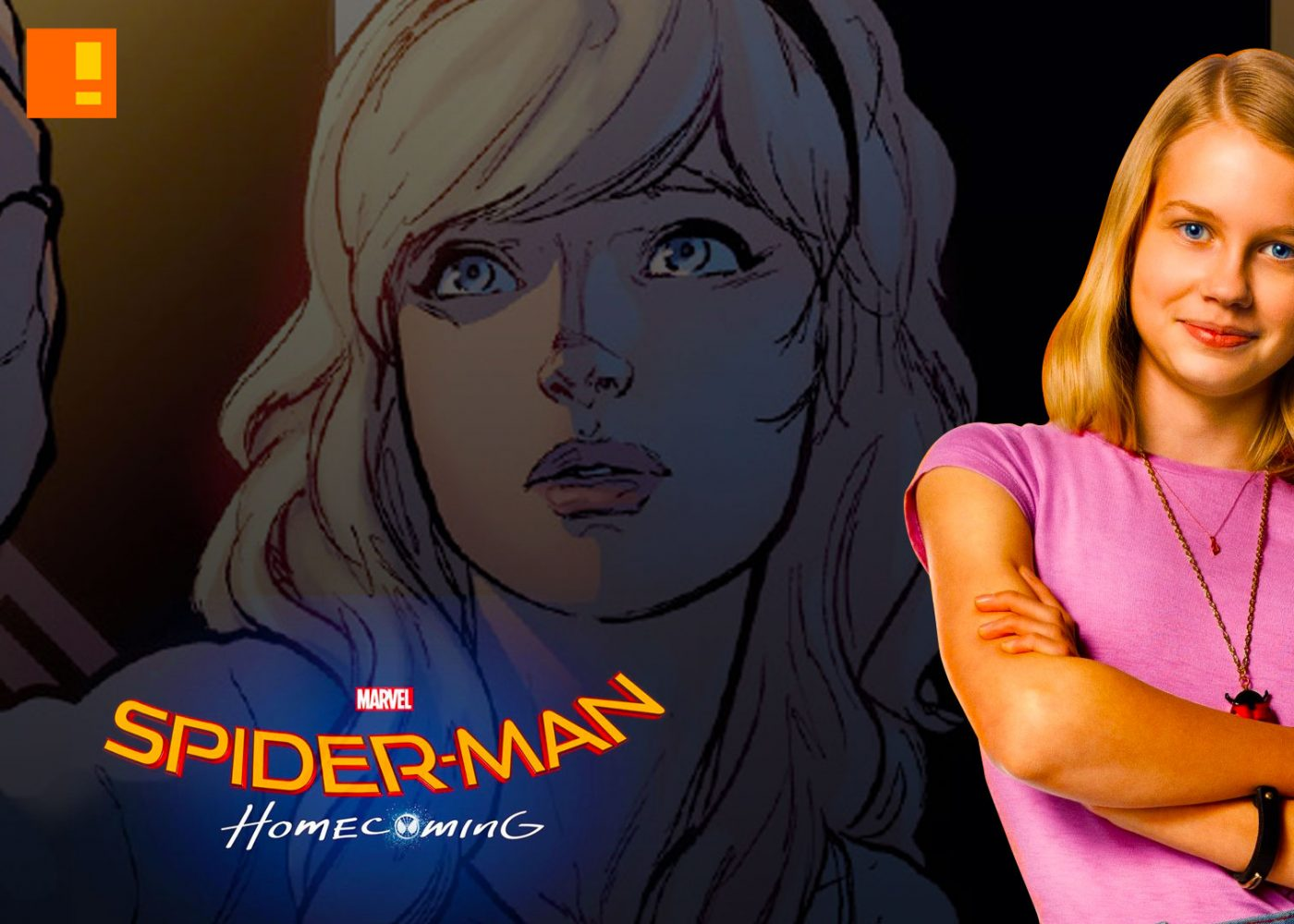 spiderman, spider-man, spider-man: homecoming, Angourie Rice, spiderman homecoming, spider-man homecoming, casting, actor, the nice guys, marvel, marvel comics, spider gwen, gwen stacy, the action pixel