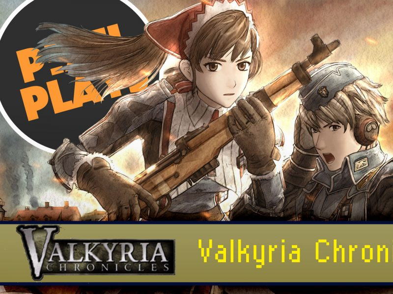 Valkyria Chronicles, Valkyria Chronicles Remastered, lets play, let's play, playstation 4, pixel plays
