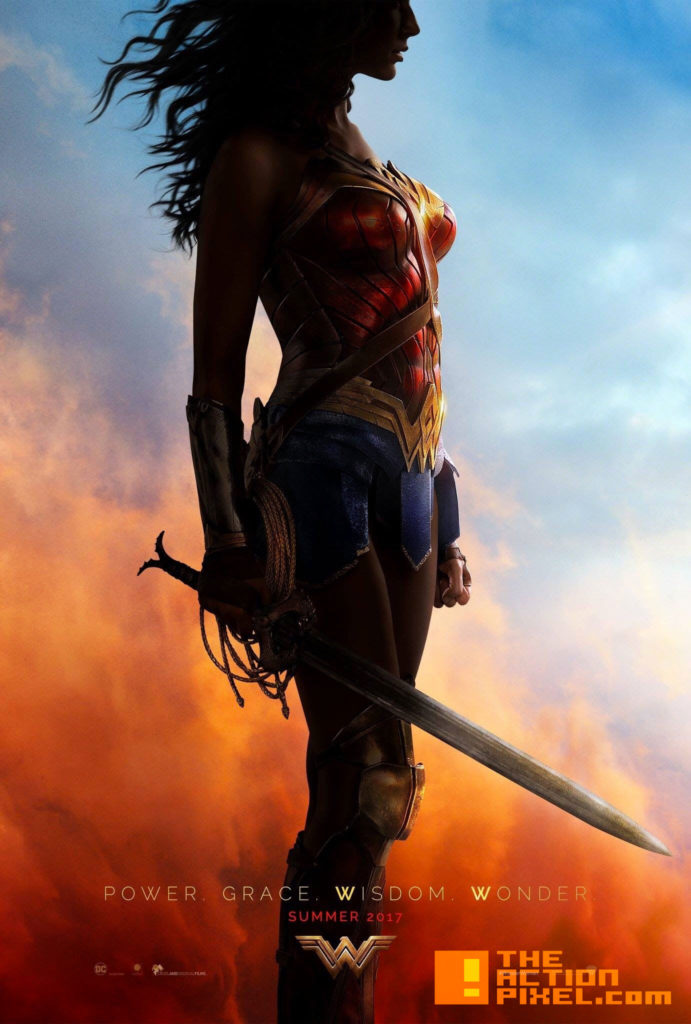 wonder woman, wb pictures, dc comics, patty jenkins, gal gadot, dc comics, the action pixel, entertainment on tap