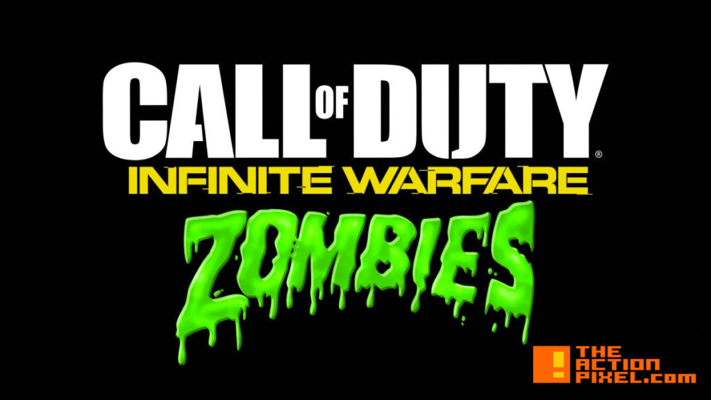 cod zombie, call of duty, infinite warfare, zombies, trailer, infinity ward,Banner