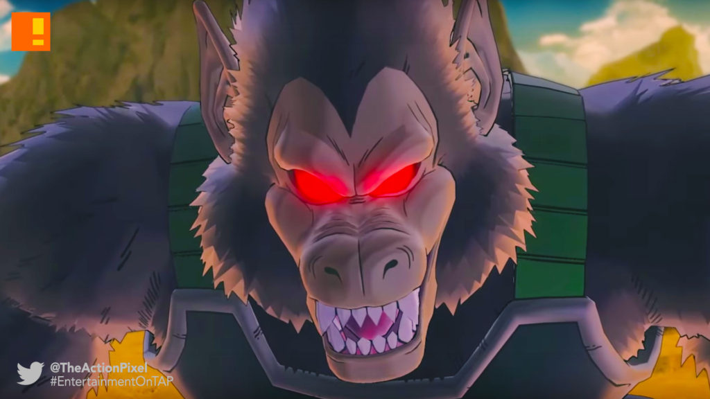 dragon ball xenoverse 2, dragon ball z, dragon ball, dragonball z, xenoverse 2, majin buu, vegeta, trailer,multiplayer, npc, great ape, werewolf, monkey,