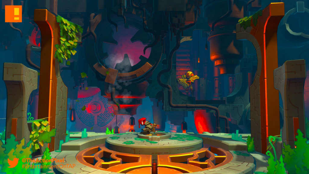 hob, paxwest, trailer, runic, runic games, playstation, entertainment on tap,the action pixel