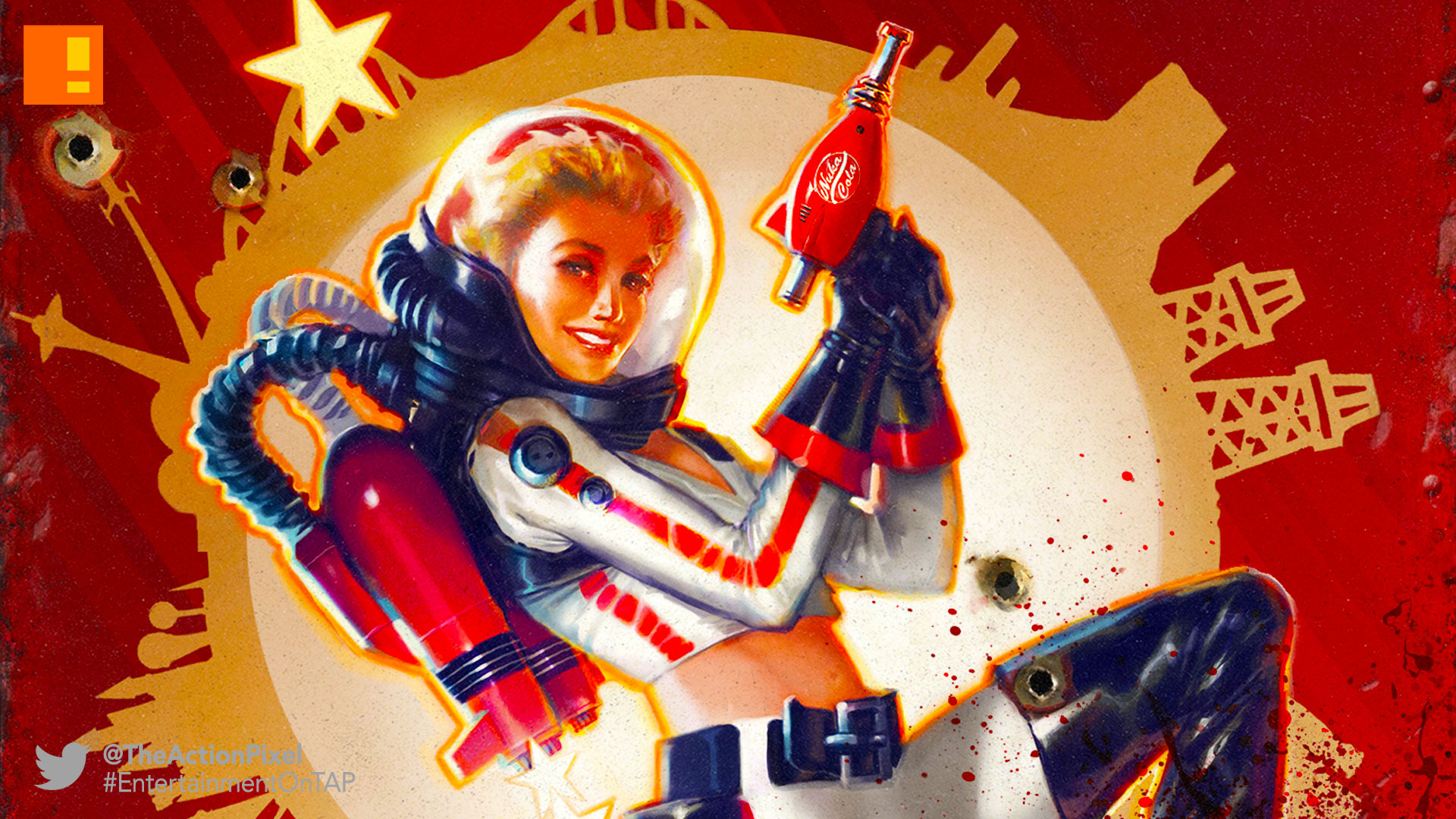 fallout 4 releases nuka world official trailer the action pixel
