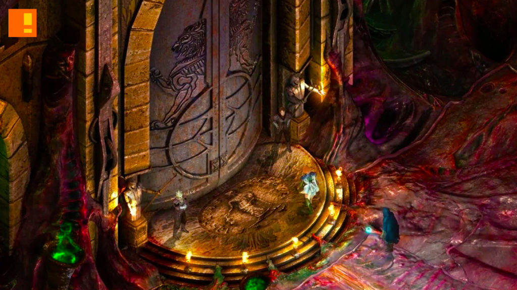 torment, tides of numenera, the action pixel