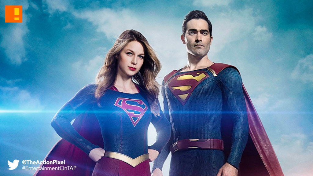 supergirl, superman, the cw network, the cw, season 2, trailer, the action pixel, entertainment on tap