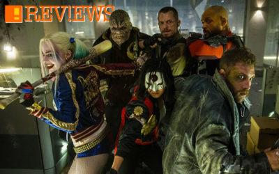 tap reviews, cara delevingne, witch, katana, boomerang, captain boomerang, deadshot, harley quinn, margot robbie, will smith, rick flag,