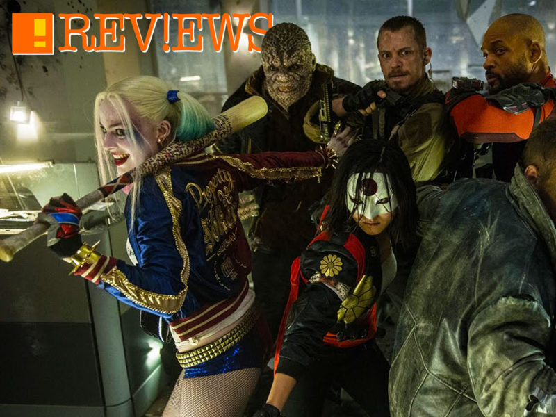 tap reviews, cara delevingne, witch, katana, boomerang, captain boomerang, deadshot, harley quinn, margot robbie, will smith, rick flag,