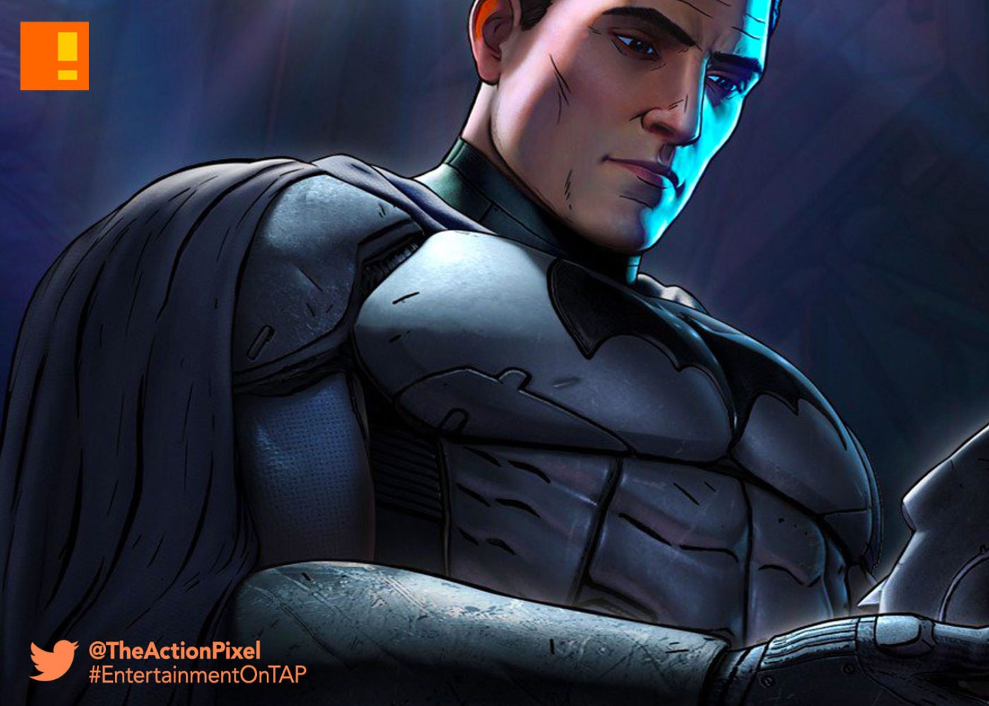 batman, batman: the telltale game, telltale games, dc comics, bruce wayne, children of arkham, episode 2, release date