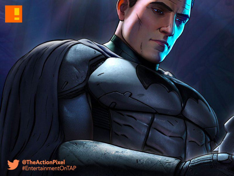 batman, batman: the telltale game, telltale games, dc comics, bruce wayne, children of arkham, episode 2, release date
