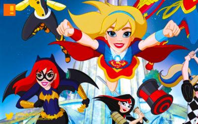 dc superhero girls, dc, dc comics, super hero, super hero high, hero of the year, wb animation , warner bros., trailer,the action pixel, entertainment on tap
