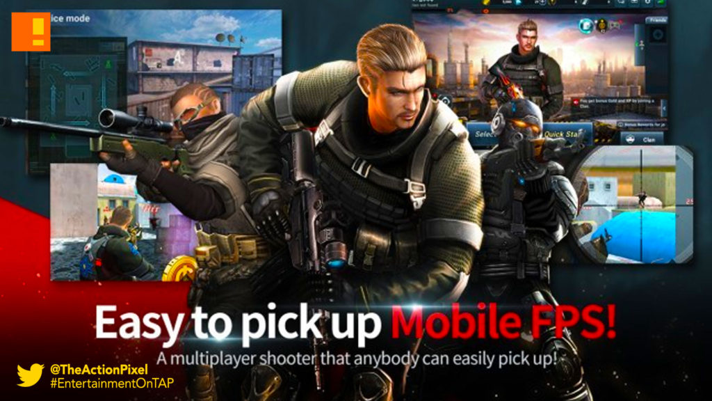 final shot, clan wars, fps, mobile game, mobile, the action pixel, entertainment on tap,