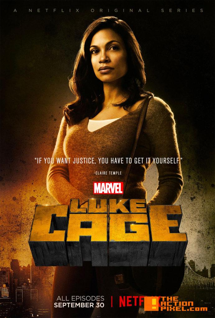 luke cage, claire temple, marvel, netflix, the action pixel, entertainment on tap,