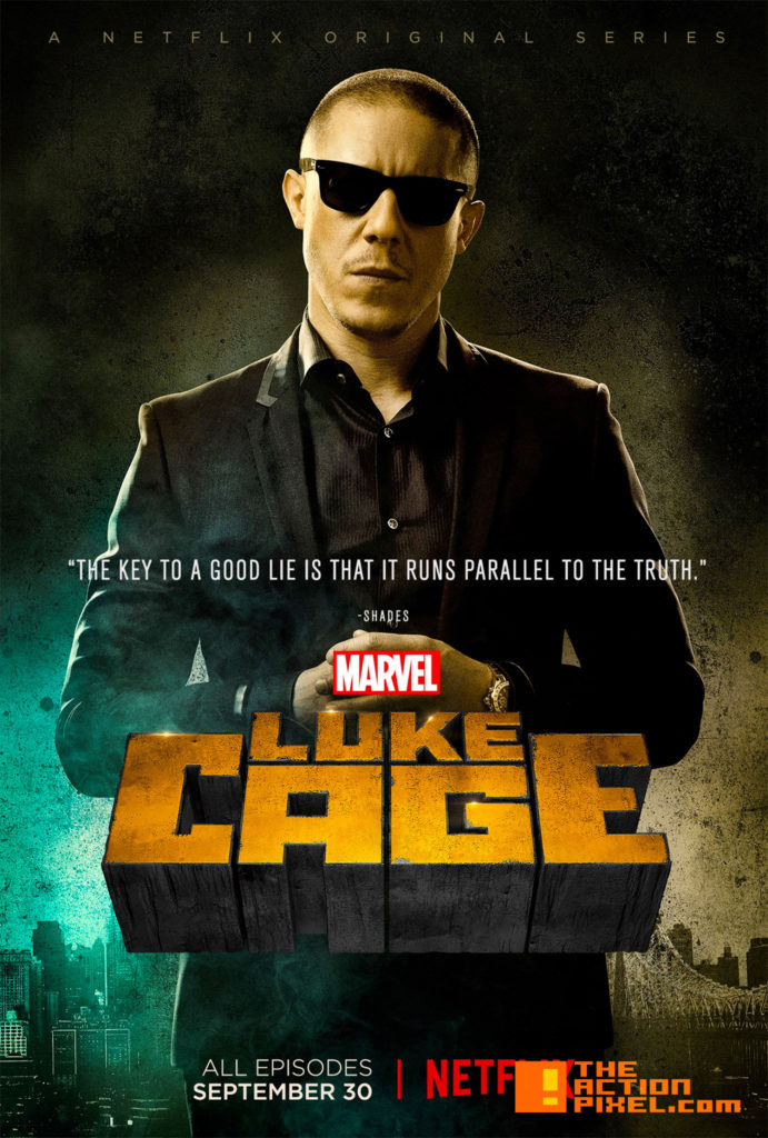 luke cage, marvel, netflix, the action pixel, entertainment on tap, shades