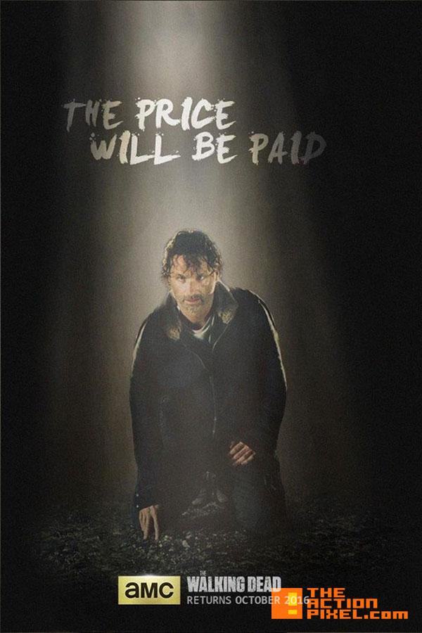 TWD, poster, the walking dead, the next world, negan, entertainment on tap, image comics, amc,  rick grimes,