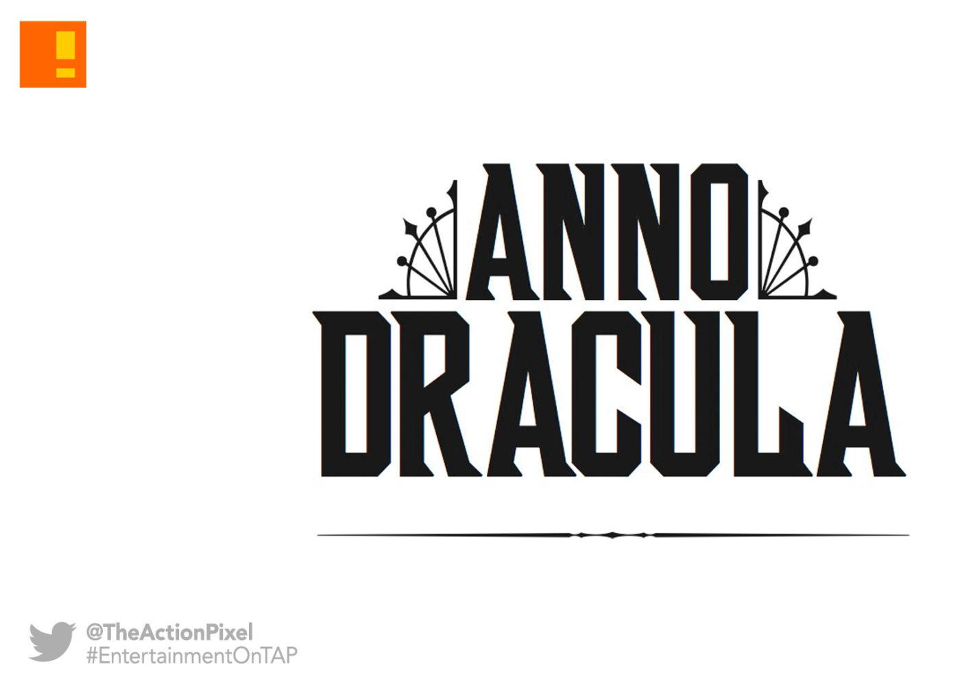 anno dracula, kim newman, titan comics, the action pixel, entertainment on tap