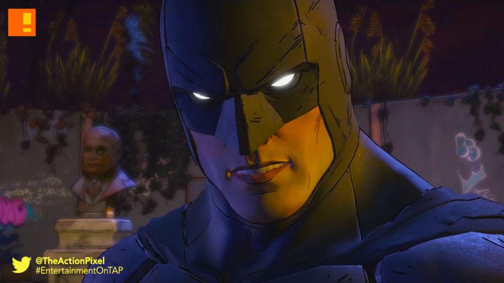 batman, telltale games, batman: the telltale series, dc comics, episode 3, new world order, the action pixel, entertainment on tap,