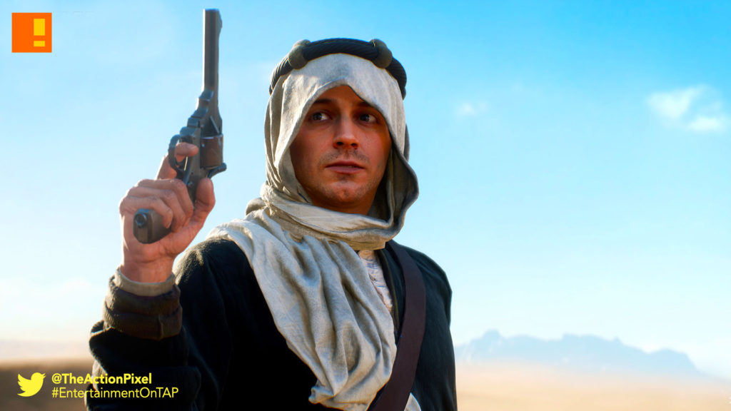 battlefield 1, trailer, dice, ea, the action pixel, entertainment on tap