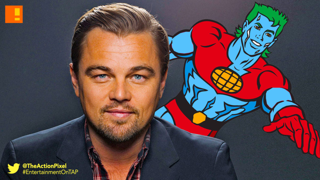 dicaprio, leonardo dicaprio, Appian Way Productions, captain planet, the action pixel, entertainment on tap,
