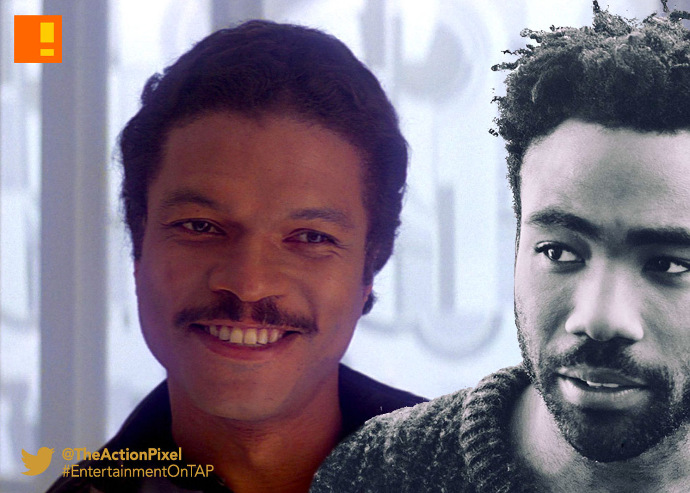 donald glover, lando, star wars, han solo, casting , the action pixel, entertainment on tap,disney, lucasfilm,