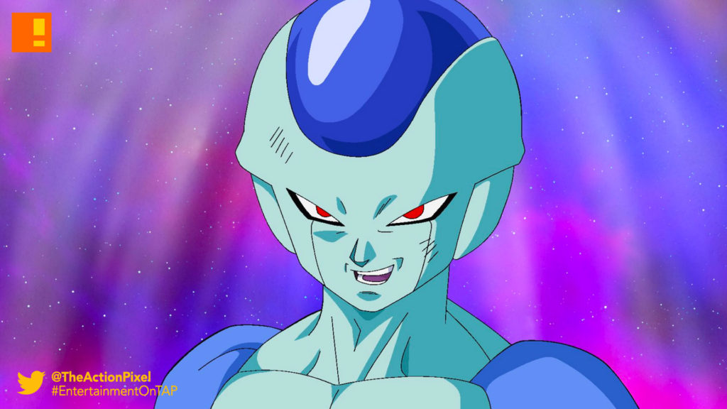 frost, dragon ball xenoverse 2, the action pixel, bandai namco entertainment, the action pixel, entertainment on tap,