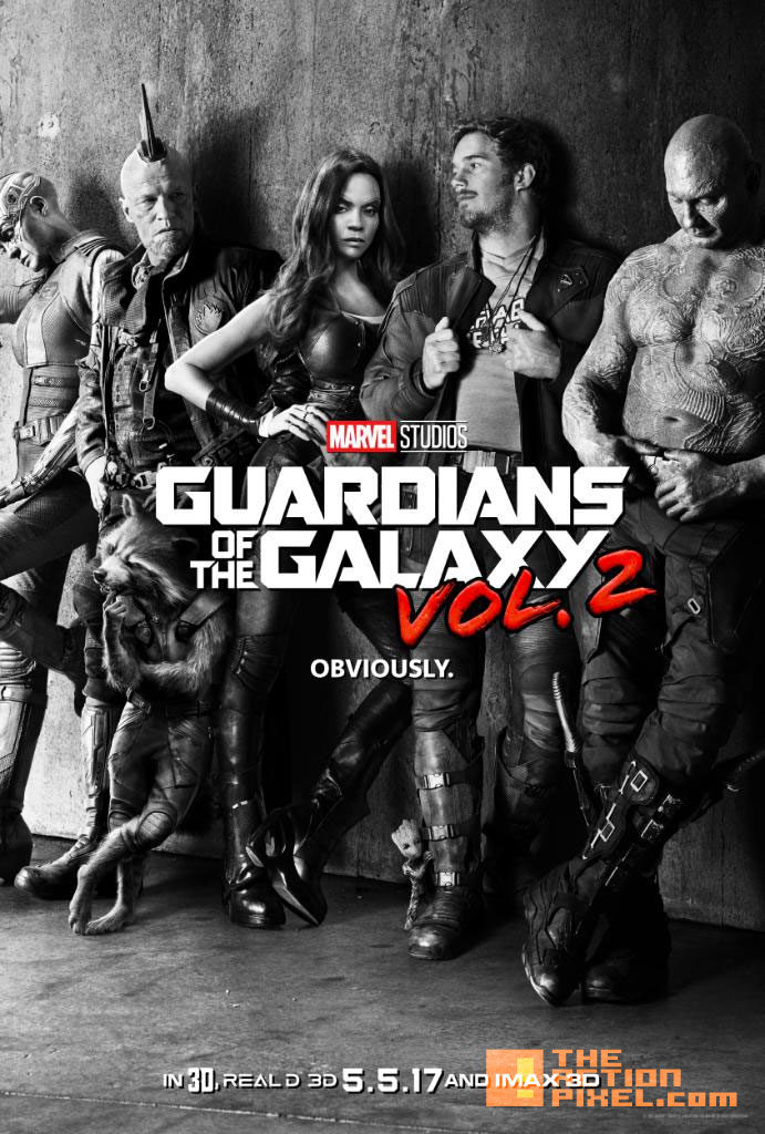 guardians of the galaxy, gotg, gotg vol. 2,guardians of the galaxy vol. 2, gotg 2, the action pixel, entertainment on tap, poster, the action pixel, gamora, drax, rocket raccoon,