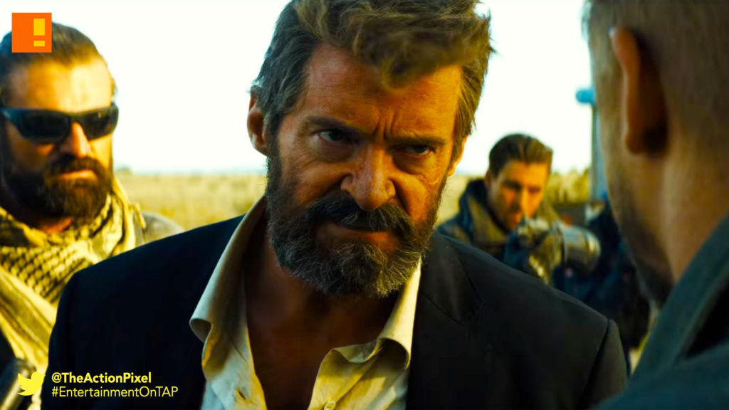 logan, trailer, hugh jackman, logan, wolverine, wolverine 3, the wolverine 3, entertainment on tap, the action pixel, 20th century fox, marvellogan, trailer, hugh jackman, logan, wolverine, wolverine 3, the wolverine 3, entertainment on tap, the action pixel, 20th century fox, marvel