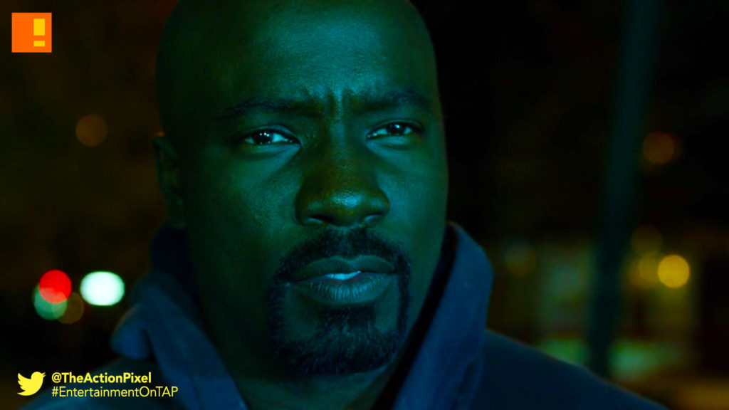 ALBERT RACKHAM, MARVEL, NETFLIX, LUKE CAGE, Carl Lucas, EPISODE 4, STEP IN THE ARENA, ENTERTAINMENT ON TAP, THE ACTION PIXEL, LUKE CAGE, TAP REVIEWS, TIARA, MIKE COLTER,