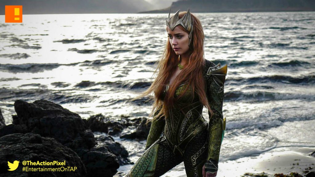 mera, amber heard, aquaman, dc comics, wb pictures, the action pixel, entertainment on tap, @theactionpixel